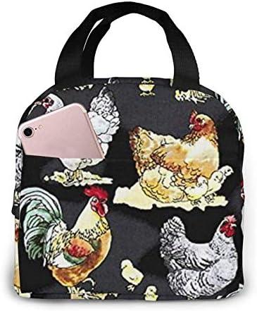 Rooster Cooler Bag