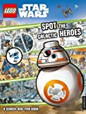 LEGO® Star Wars: Spot the Galactic Heroes A Search-and-Find Book