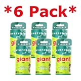 Evercare Giant PET Hair Roller REFILL - 6 Pack