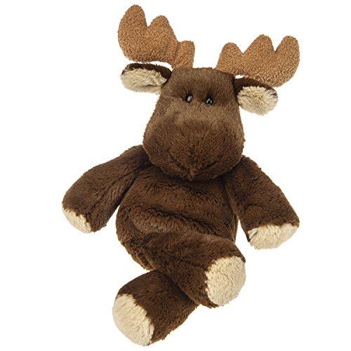 Mary Meyer Marshmallow Junior Moose Soft Toy, 9-Inch