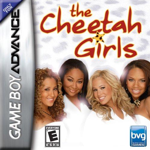 The Cheetah Girls - Game Boy Advance