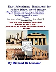 Short Role-playing Simulations for Middle School World History