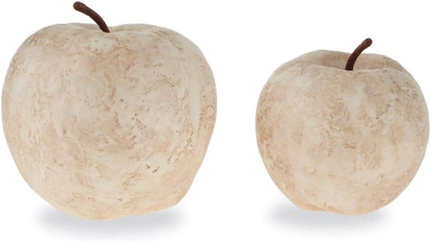Mud Pie Paper Mache Apples Small