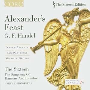 G.F. Handel: Alexander's Feast