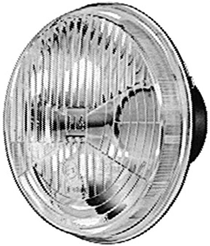 H4 ECE HELLA 002850871 Vision Plus 135mm Single 12V High//Low Beam Halogen Conversion Headlamp Kit