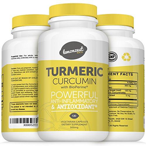Lemon Zest Health BioPerine Vegetarian product image