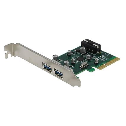 Sedna SE-PCIE-USB31-2-2A-AS Tarjeta y Adaptador de Interfaz ...