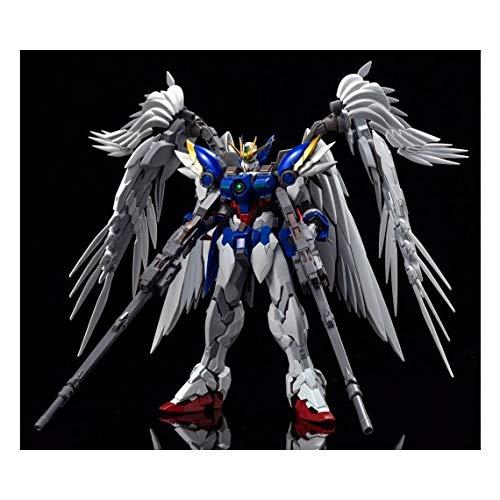 (Bandai Hobby Hi-Resolution Model 1/100 Wing Gundam Zero EW Gundam Wing: Endless Waltz Model Kit Figure)