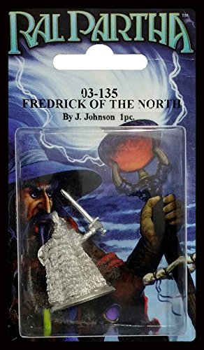 Ral Partha 03-135 Fredrick of the North