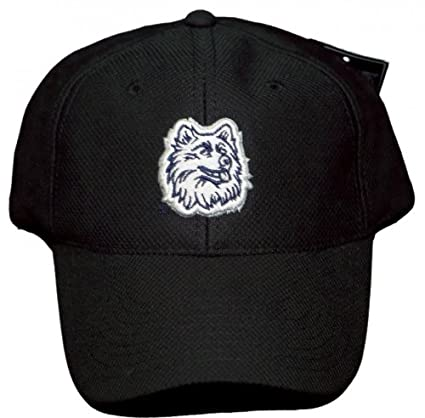 NEW! Connecticut Huskies Adjustable Buckle Back Hat Embroidered Cap UCONN