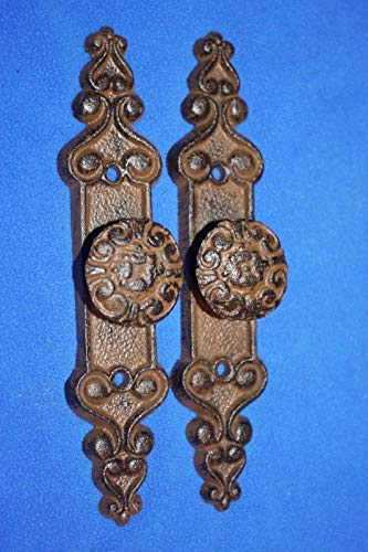 Rustic Ranch House Kitchen Cabinet Pulls, Set of 2 HW-30