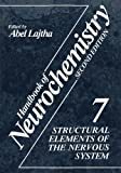 Structural Elements of the Nervous System, , 146844588X