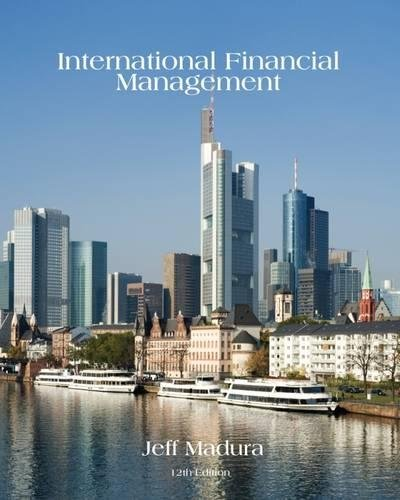 International Financial Mgmt.