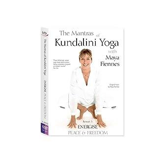 Maya Fiennes - The Mantras Of Kundalini Yoga - ENERGISE ...