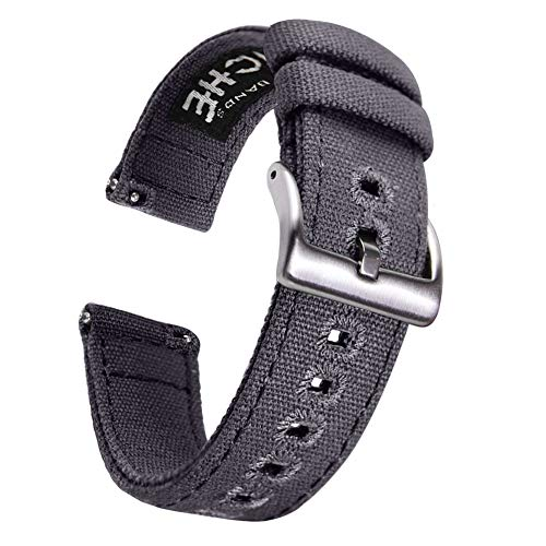 Ritche Canvas Release Replacement Straps product image