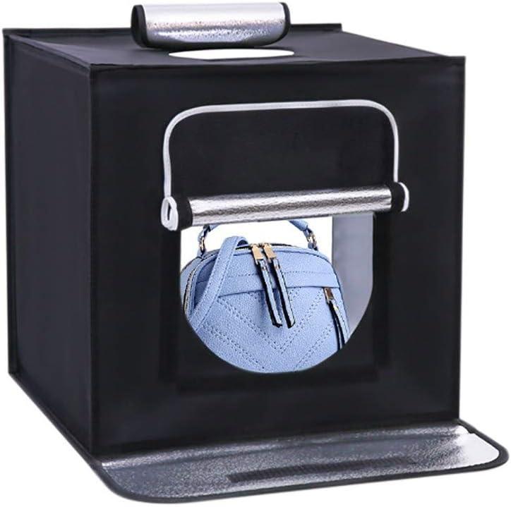 for Jewellery HWENJ Photo Studio Tent Photography Studio Kit Food Shoes Photography Etc Portable Photo Studio Portable Photo Studio Box Folding Shooting Tent Kit