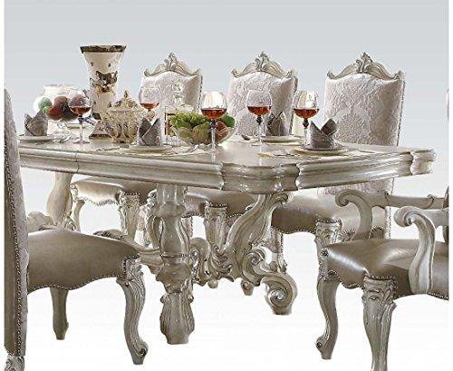 ACME Versailles Bone White Dining Table