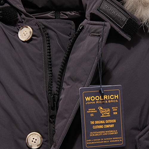 Grigio Scuro Jacket Luxury 0105x Dark Grey Woolrich Artic Man Giubbotto Parka Uomo xvtqx8Ppw