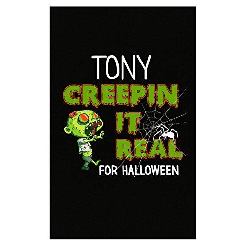 Prints Express Tony Creepin It Real Funny Halloween Costume Gift - -