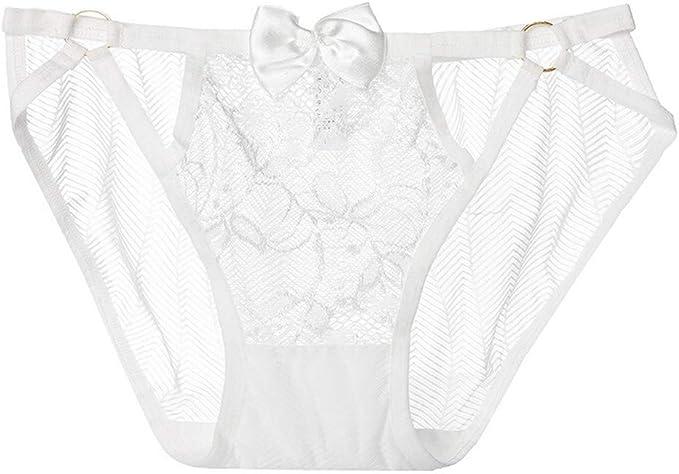 Rawdah_Braguitas Algodon Mujer Sin Costura Pack Encaje de la Mujer ...