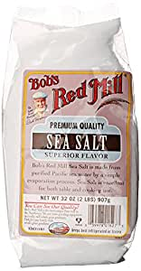 Bob's Red Mill Sea Salt, 2 lb