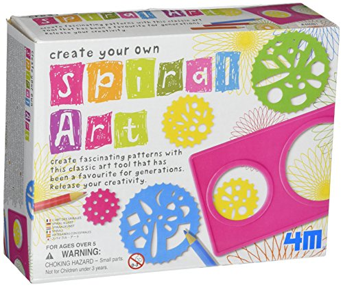 4M Create Your Own Spiral