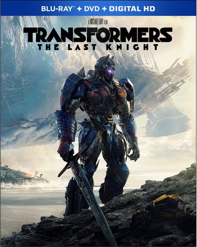 : Transformers: The Last Knight [Blu-ray]