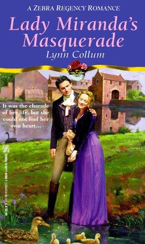 book cover of Lady Miranda\'s Masquerade