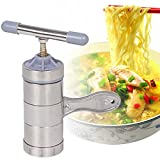 Vipeco Stainless Steel Pasta Noodle Maker Machine Manual Fruit Juicer