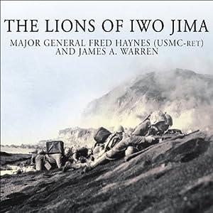 The Lions of Iwo Jima Audiobook