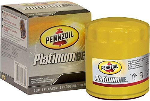 Pennzoil HPZ-167 Platinum Spin-on Oil Filter