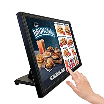 Image of Monitors 19-inch HDMI Resistive Touch Screen POS TFT LED Touchscreen Monitor