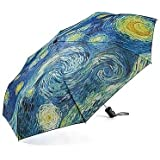 The Original STARRY NIGHT Collapsible Umbrella by MoMA