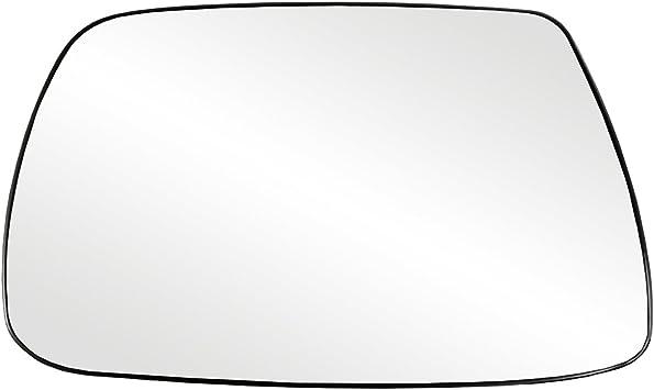 Dorman Mirror Glass /& Back Plate Power Passenger Side Right for Grand Cherokee