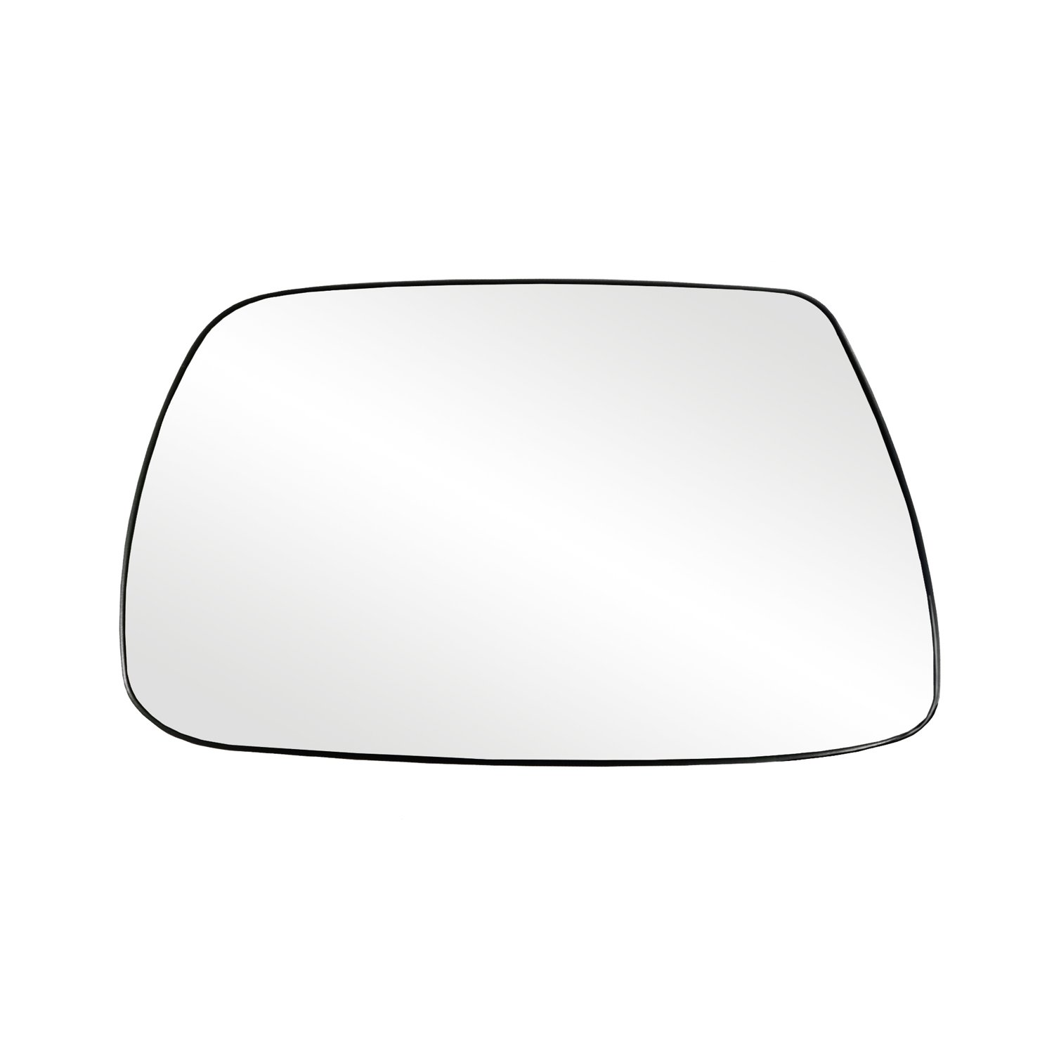 Left LH Anti-Fog Heated Rearview Mirror Glass For Jeep Grand Cherokee 1999-2004