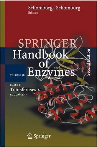 Class 2 Transferases XI: EC 2.7.6-2.7.7 (Springer Handbook of Enzymes)