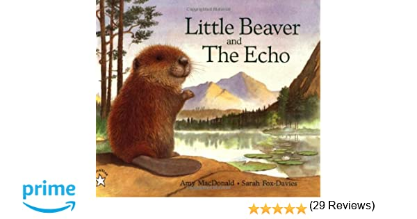 Little Beaver and the Echo: Amy MacDonald: 9780698116283: Amazon ...