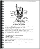Case VAH Tractor Operators Manual