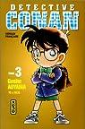 Détective Conan, tome 3 par Aoyama