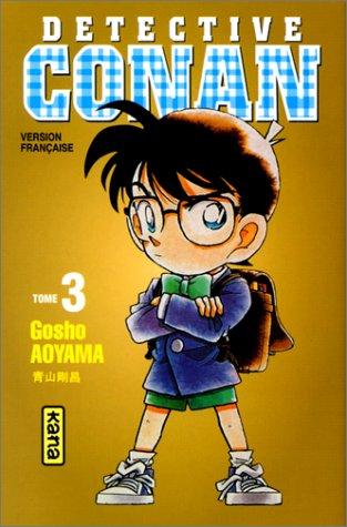 Détective Conan n° 3 Détective Conan 3