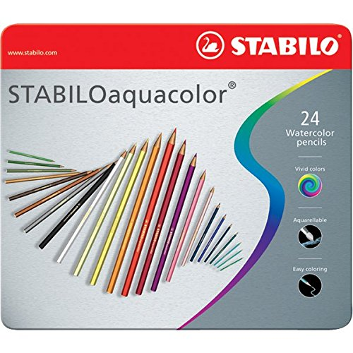 44 opinioni per STABILO aquacolor matita colorata acquarellabile colori assortiti- Scatola in