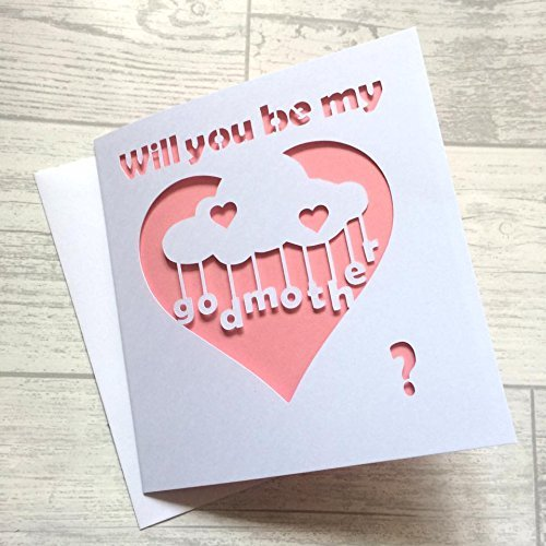 Will you be my godmother card card for godmother ask godmother will you be my godmother card card for godmother ask godmother christening card m4hsunfo