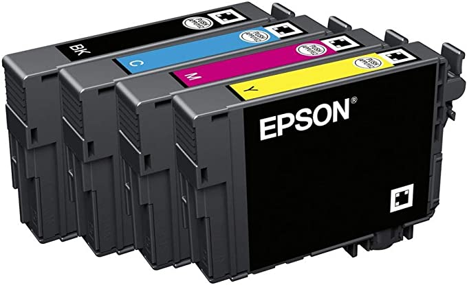 Epson Binoculars Set Multipack 4 Colours C13t02 V64020 502 Ink Black 4 6ml Cmy 3 3ml Bürobedarf Schreibwaren