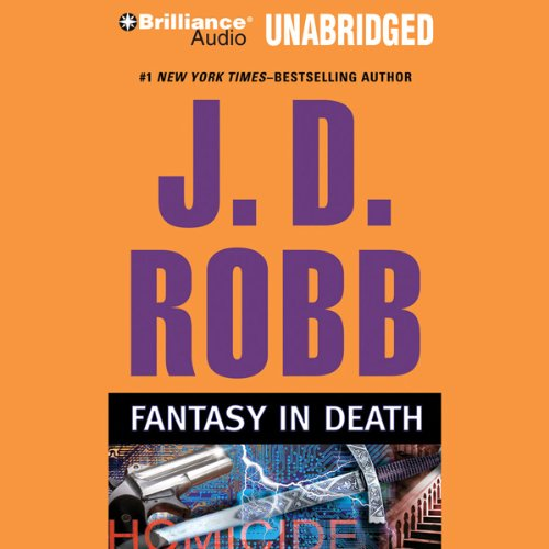 Fantasy in Death: In Death, Book 30 Audiobook [Free Download by Trial] thumbnail