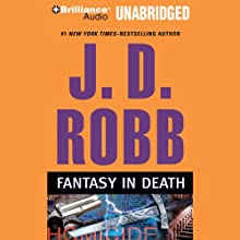 Fantasy in Death: In Death, Book 30 Audiobook by J. D. Robb Narrated by Susan Ericksen