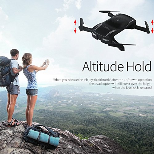 Rc Helicopter With Camera Sympath X185 Altitude Hold HD Camera Selfie Foldable WIFI FPV RC Quadcopter Pocket Drone
