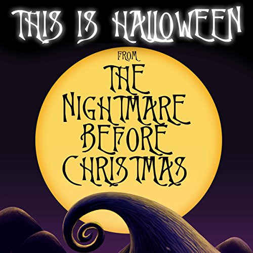 this is halloween from the nightmare before christmas - Halloween Nightmare