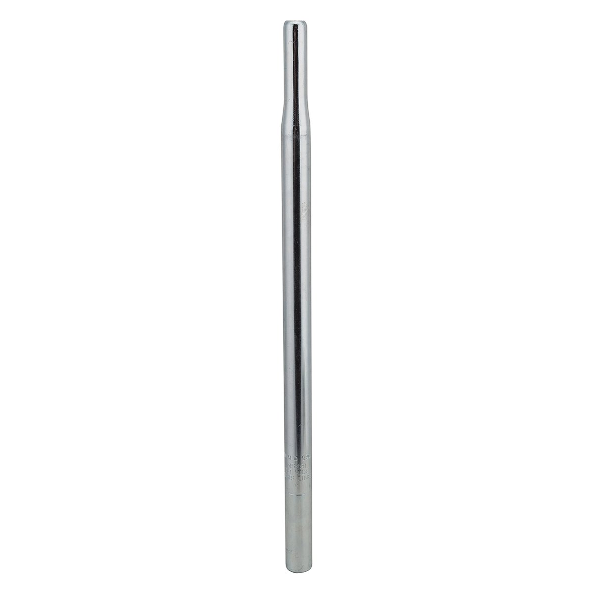 Wald Steel Pillar Seat Post -  920-15 - 13/16 x 15 with 5/8 Top by Wald