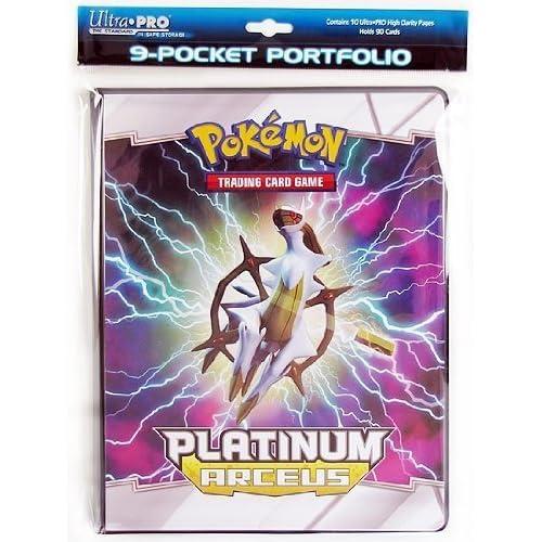 Ultra Pro - Pokémon Portofolio A4 Arceus