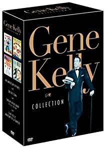 Gene Kelly Collection (Singin' in the Rain / An American in Paris / On the Town / Anatomy of a Dancer)